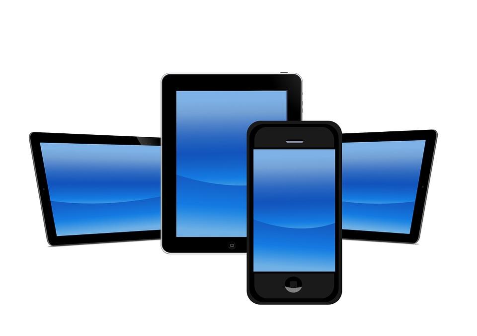 smartphone et tablette